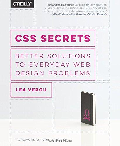 couverture du livre CSS Secrets