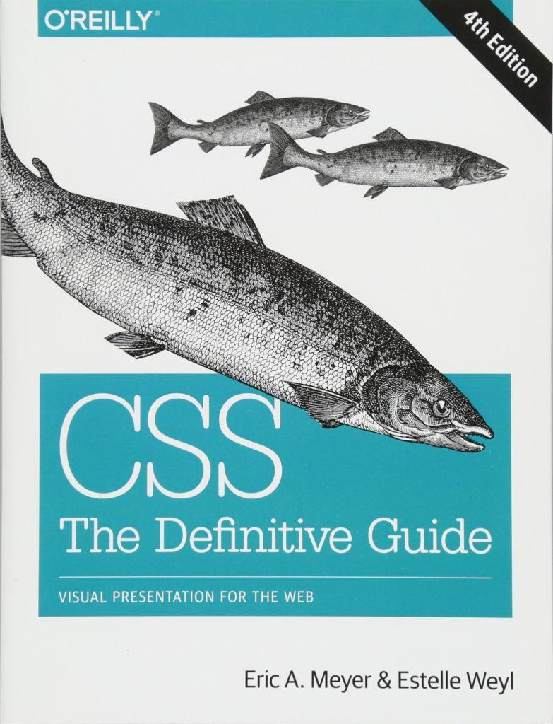 couverture du livre CSS - The Definitive Guide