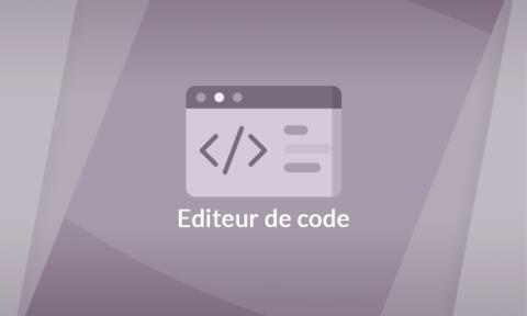 Développeur Front-End: Choisir un éditeur de code